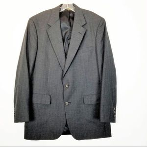 Brooks Brothers Worsted Wool Sports Coat Blazer